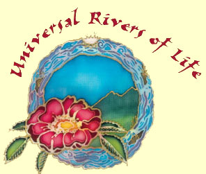 Universal Rivers of Life Logo